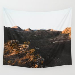 Flinders Ranges Sunset Wall Tapestry