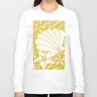 marine Long Sleeve T-shirts featuring marine by Maritserg