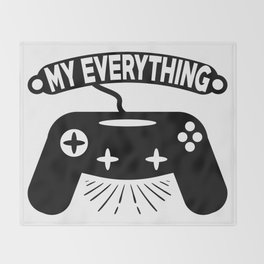 My everything Throw Blanket