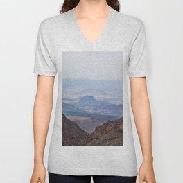 Mountain View Unisex V-Neck