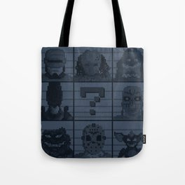 Select your character Tote Bag