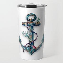 Lost at Sea Travel Mug