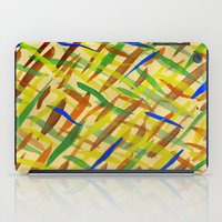 the strokes iPad Cases featuring brush strokes by littlesilversparks