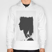 silhouette Hoodies featuring Silhouette   by Jane Lacey Smith
