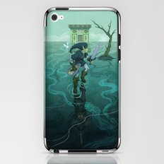 Link vs. Dark Link iPhone & iPod Skin