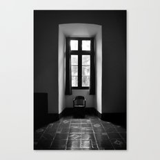 In Shadow Canvas Print