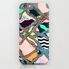 ELECTRIC VIBES iPhone 6s Slim Case