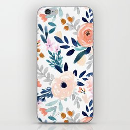 Jolene Floral iPhone Skin