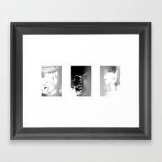 Bliss Kittens Framed Art Print