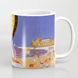 Ostend Queen of beaches jazz age Coffee Mug