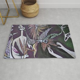 Spirit of the Forest Rug