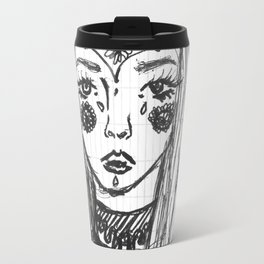 Sparks Fly Travel Mug