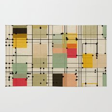 embrace uncertainty Rug