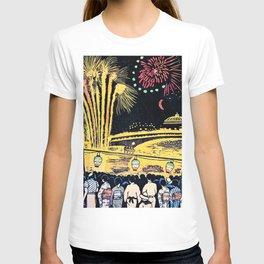 Koizumi Kishio - Ryogoku Firework - Digital Remastered Edition T-shirt
