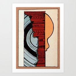 8AM Art Print