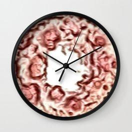 Digi pizza Wall Clock