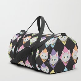 Le Chat Blanc Duffle Bag