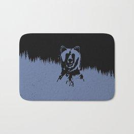 Bear Forest Bath Mat