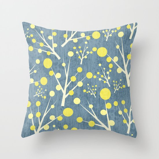 Classical Spring 2 Throw Pillow