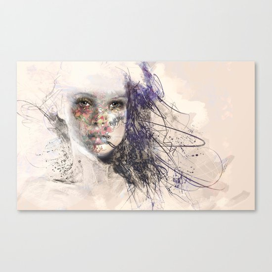 Women 5 Canvas Print