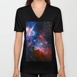 Carnia Nebula Unisex V-Neck
