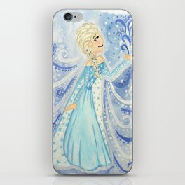 Let It Go iPhone Skin