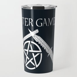 The Hunter Games Travel Mug