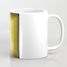 Warm Color Stripes Coffee Mug