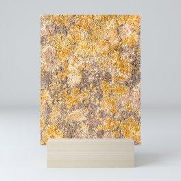Seasoned Stone Mini Art Print