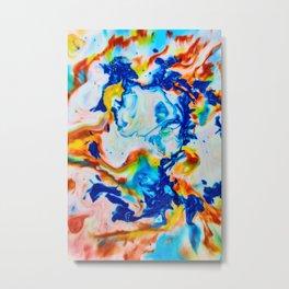 Milkblot No. 2 Metal Print