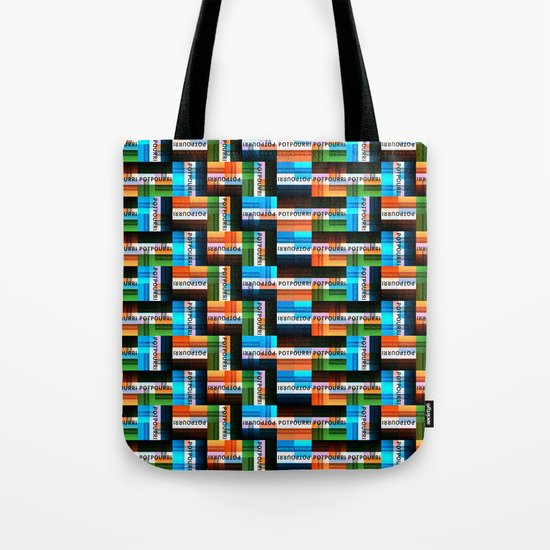 Potpourri Pattern 2 Tote Bag