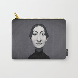 Maria Callas Carry-All Pouch
