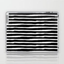Hand Drawn Stripes Laptop & iPad Skin