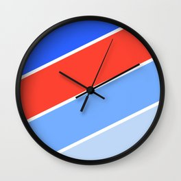 Bright #2 Wall Clock