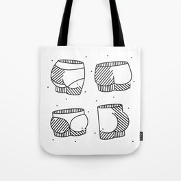 Spotted Patooties Tote Bag