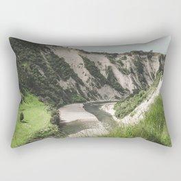 Rangtikei River Rectangular Pillow