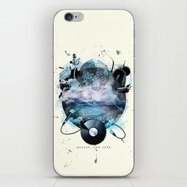 The Essence of Queens iPhone Skin