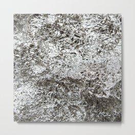 alu abstract Metal Print