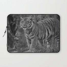 Amur Tiger Cub Laptop Sleeve