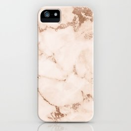 Coral Mable Design iPhone Case