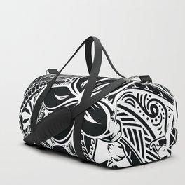 Savaii Polynesian Tribal Duffle Bag