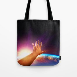 Extended Reach Tote Bag
