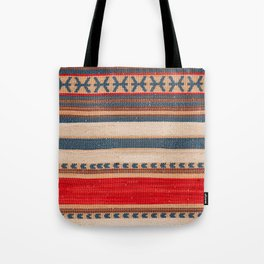 N66 - Classic Oriental Moroccan Style Fabric. Tote Bag