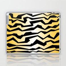 Polynoise tiger Laptop & iPad Skin