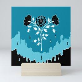 Winter Flowers Mini Art Print