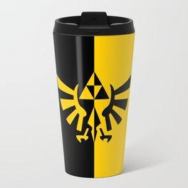 Legend Of Zelda Triforce Travel Mug