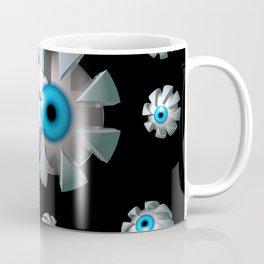 Eyes In Space Coffee Mug