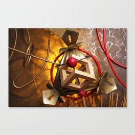 Sense Seeker Canvas Print