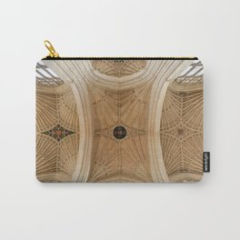 Abbey Ceiling Carry-All Pouch