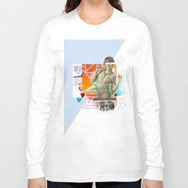 The yé-yé girl Long Sleeve T-shirt